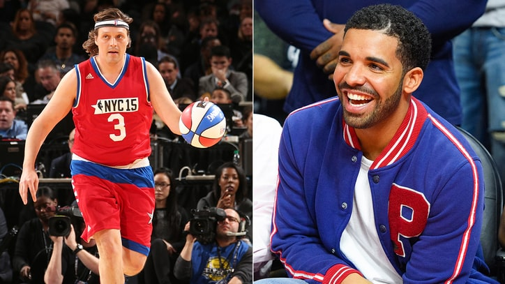 Drake Teams With Win Butler for NBA All-Star Celebrity Game