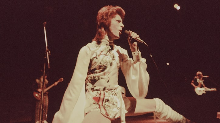 Flashback: David Bowie Summons 'The Jean Genie' in 1973