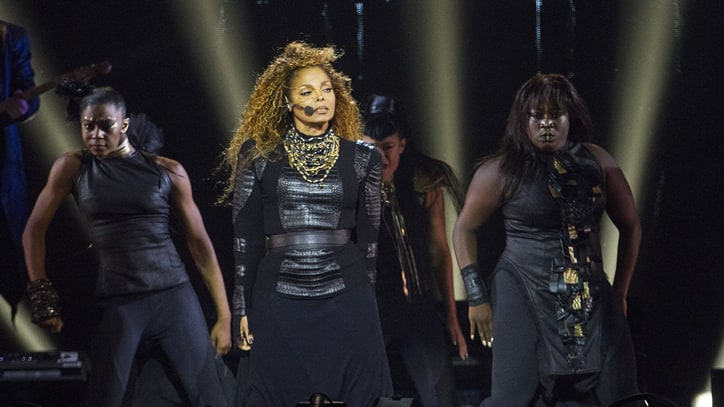 Janet Jackson Reschedules Unbreakable Tour Dates