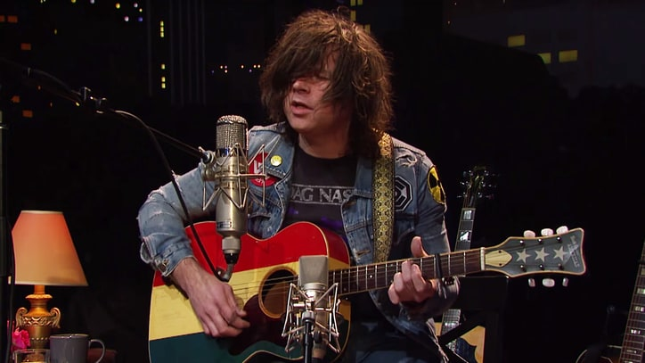 Watch Ryan Adams' Tender 'ACL' 'Desire' Performance