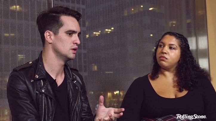 Panic! at the Disco's Brendon Urie: Band Is 'Outlet for Nonchalant Chaos'