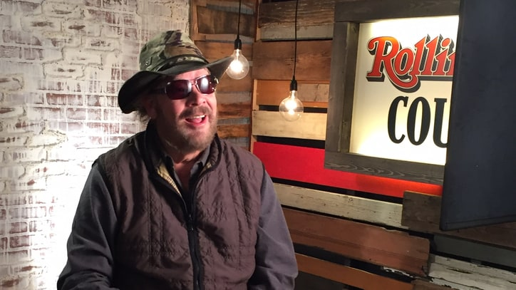 Hank Williams Jr. on Hank Sr., the Opry and 'Weird Pop Country'