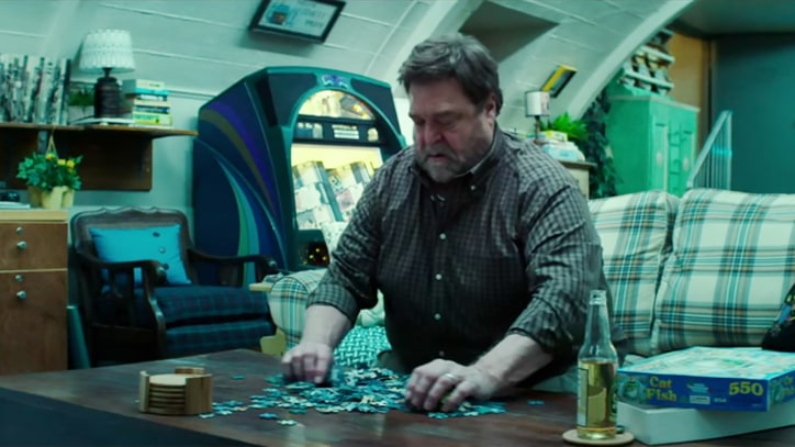 Watch Eerie Trailer for J.J. Abrams Quasi-Sequel '10 Cloverfield Lane'