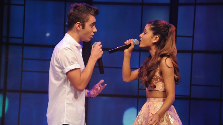 Hear Ariana Grande Join Ex-Boyfriend Nathan Sykes on 'Over and Over Again'
