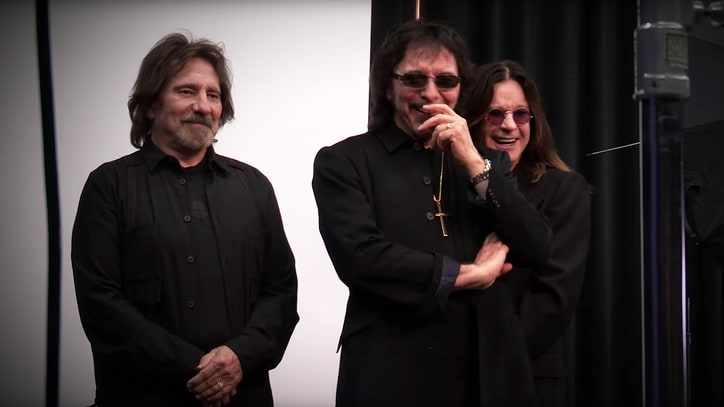 See Black Sabbath Rehearse Deep Cuts in Tour Teaser