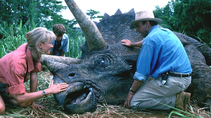 'Jurassic Park' Returning to Big Screen With Live Orchestra