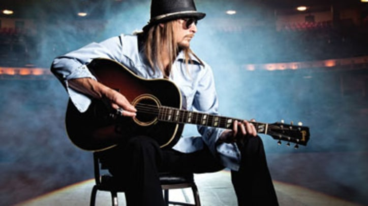 Kid Rock Planning New Album by Next Year