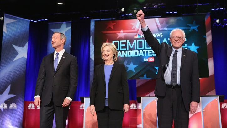 22 Funny, Biting and WTF Moments From the Democratic Debate