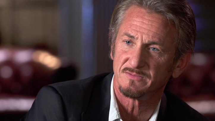 See Sean Penn Discuss El Chapo in '60 Minutes' Interview