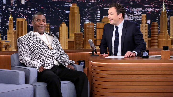 Tracy Morgan Bemoans Trump, 'Star Wars,' 'The Godfather' on 'Fallon'