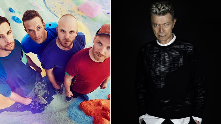 Bowie on Aborted Coldplay Collab: 'It's Not a Very Good Song, Is It?'