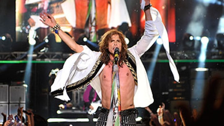 Aerosmith Start Recording New Studio Album