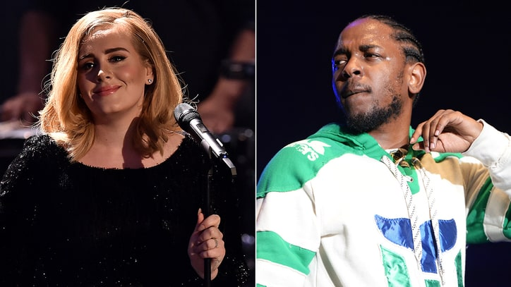 Adele, Kendrick Lamar, the Weeknd to Perform at Grammys