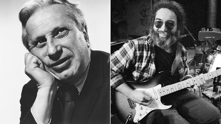 Hear Jerry Garcia Talk Bruce Springsteen, Grateful Dead's Egypt Visit