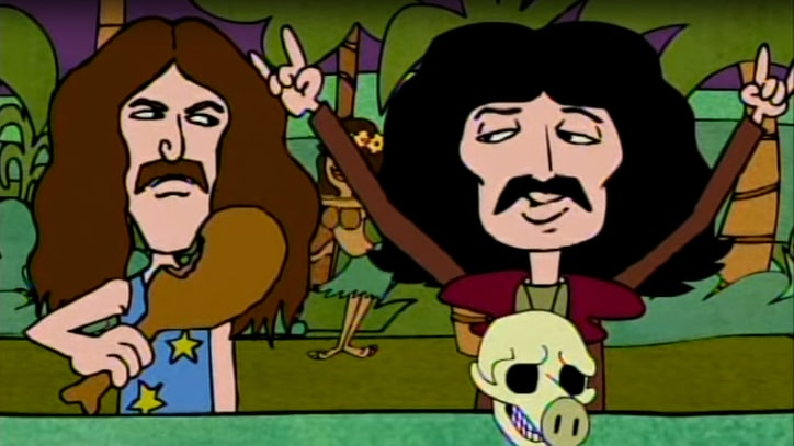 Flashback: Watch Black Sabbath Become Wild Beatles-Style Kids' Cartoon