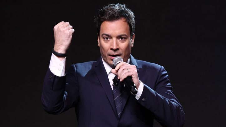 Watch Jimmy Fallon Sing 'Hamilton' Track as McCartney, Jagger, Bowie