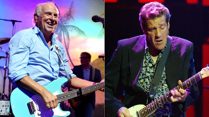 Jimmy Buffett on Glenn Frey: 'A True Friend and Inspiration'