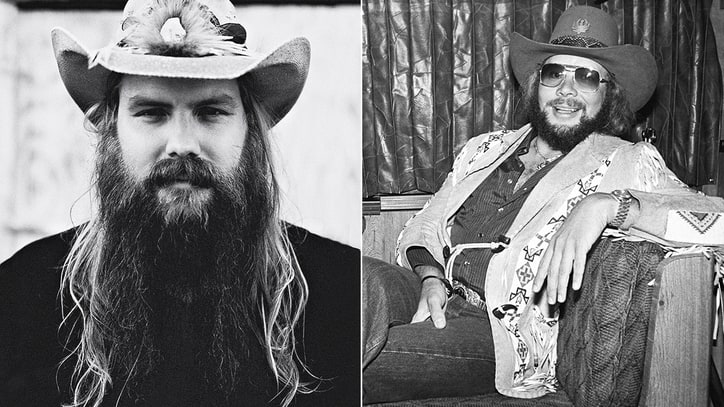 Chris Stapleton, Hank Williams Jr. to Share Summer Tour