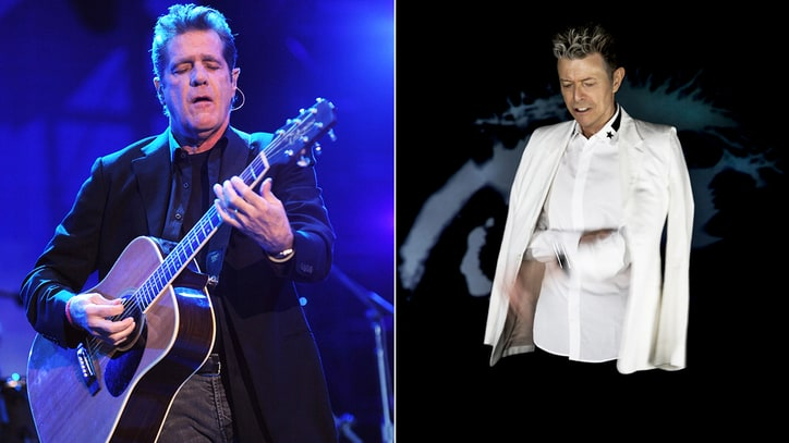 David Bowie, Glenn Frey and the End of the Classic Rock Era