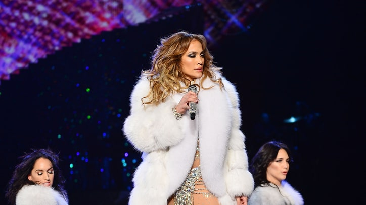 See Jennifer Lopez Sing Lee Ann Womack's 'I Hope You Dance'