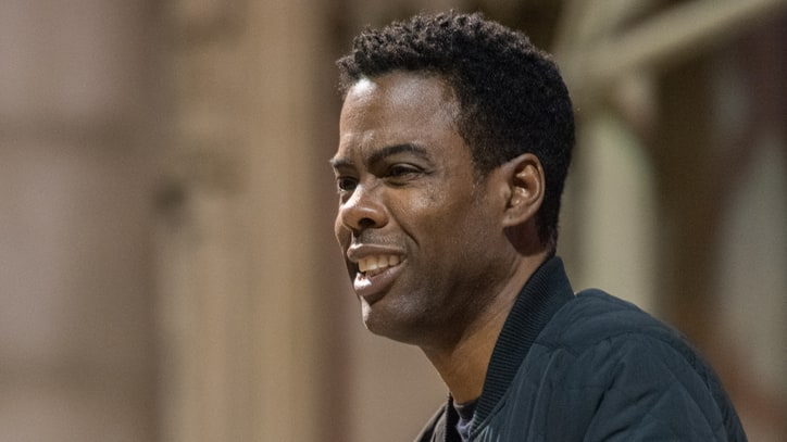 Chris Rock Rewriting Monologue Following Oscars Boycott
