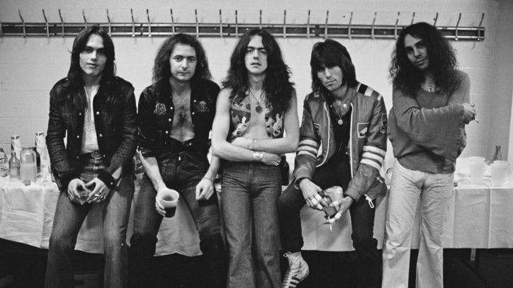 Jimmy Bain, Bassist for Dio and Rainbow, Dead at 68