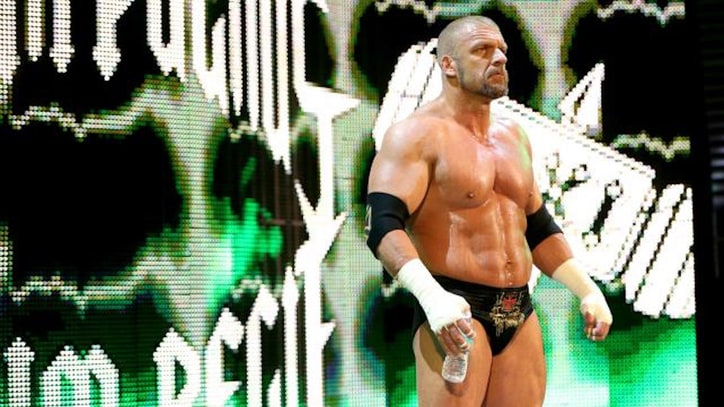 WWE 'Royal Rumble': Triple H Wins the Title, A.J. Styles Arrives