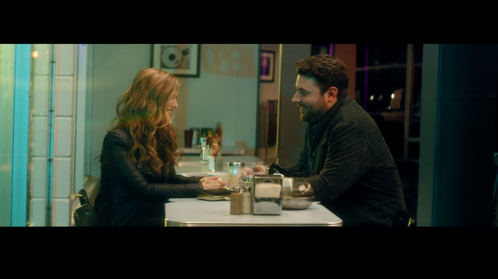 Watch Chris Young, Cassadee Pope's Wistful Duet 'Think of You'