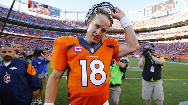 Peyton Manning Can't Possibly Screw This Up — Right?
