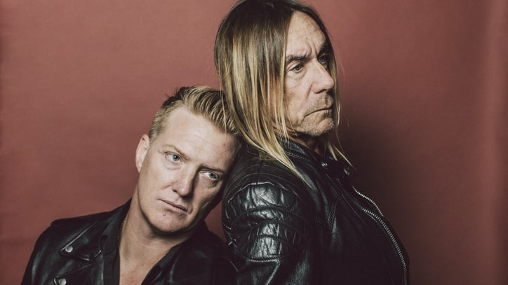 Hear Iggy Pop and Josh Homme's Smoky 'Break Into Your Heart'