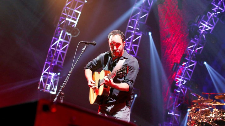 Dave Matthews Band Plot Massive 25th Anniversary Tour