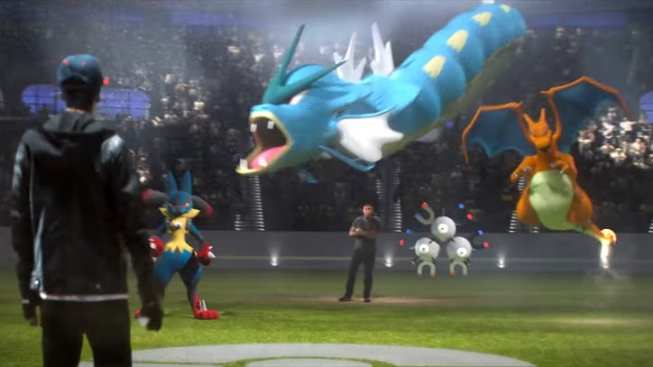 Watch Pokemon's First-Ever Super Bowl Commercial