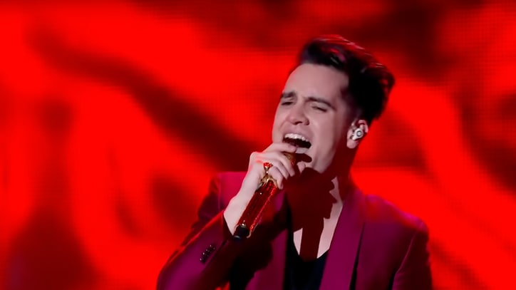 Watch Panic! At the Disco's Frenetic 'Victorious' Performance on 'Kimmel'