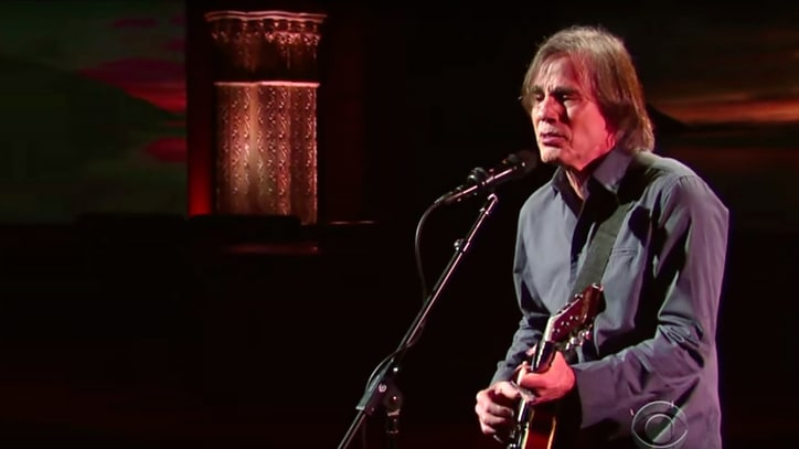Jackson Browne Takes Steady, Solemn 'Long Way Around' on 'Colbert'