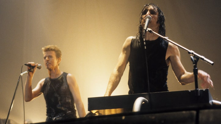 Trent Reznor Recalls How David Bowie Helped Him Get Sober