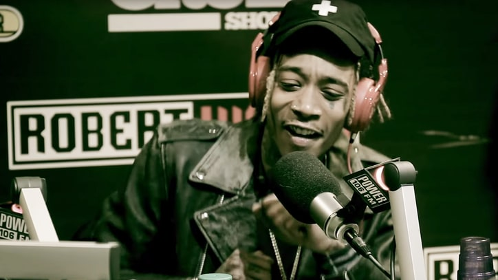 Watch Wiz Khalifa Give Adele's 'Hello' a Stoner 'Twist'