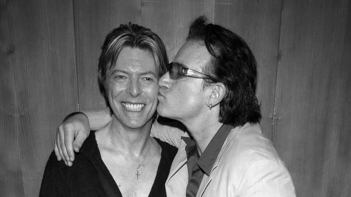 Bono Remembers David Bowie: 'He Is My Idea of a Rock Star'