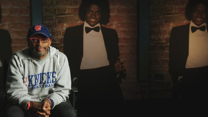 Spike Lee on His New Michael Jackson Doc and Going After MTV
