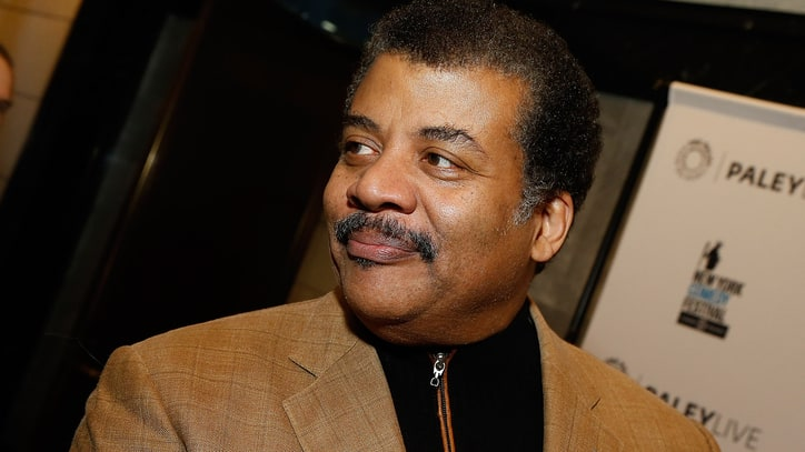 Neil deGrasse Tyson's Nephew Fires Back at B.o.B. on 'Flat to Fact'