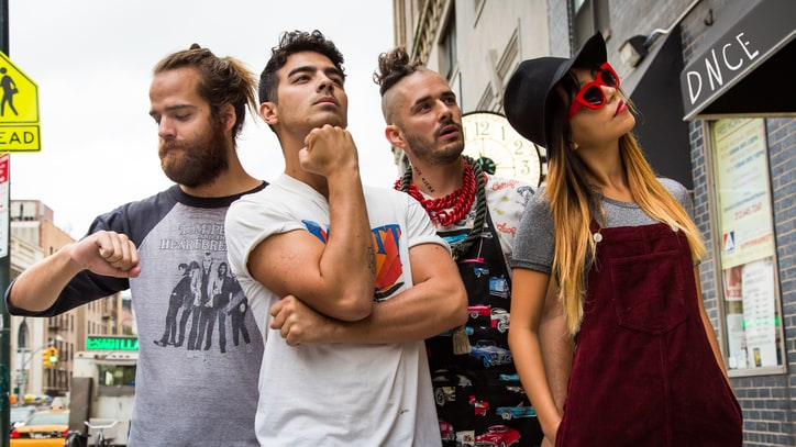 Joe Jonas Talks DNCE's 'Grease: Live' Cameo