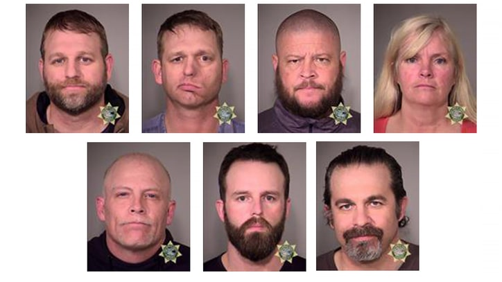 See Mugshots of the Arrested Oregon Militants