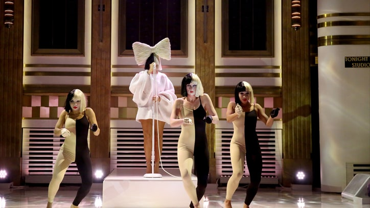 Hear Sia's Hypnotic Power Ballad, 'Broken Glass'