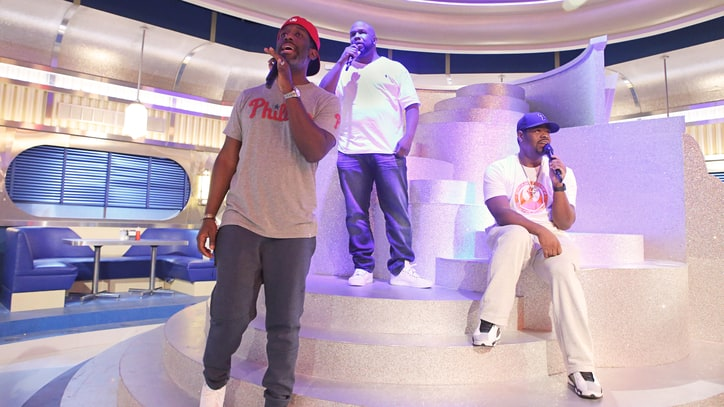Boyz II Men Discuss 'Grease: Live,' Frankie Avalon