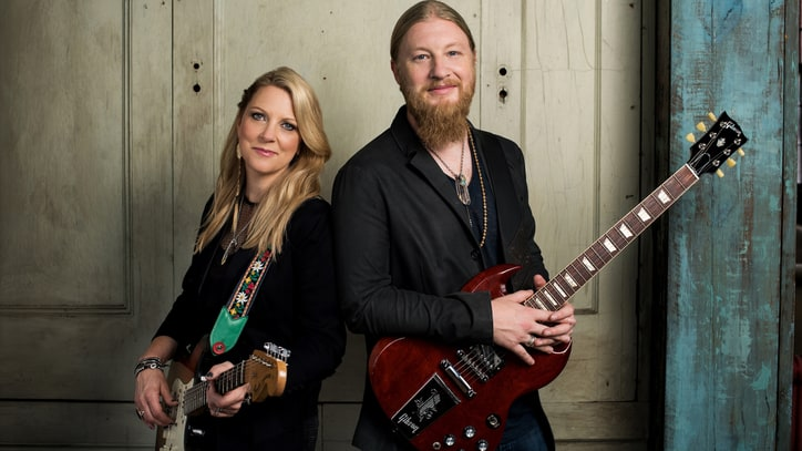 Tedeschi Trucks Band on New LP: 'It Never Felt Like We Were Under the Gun'