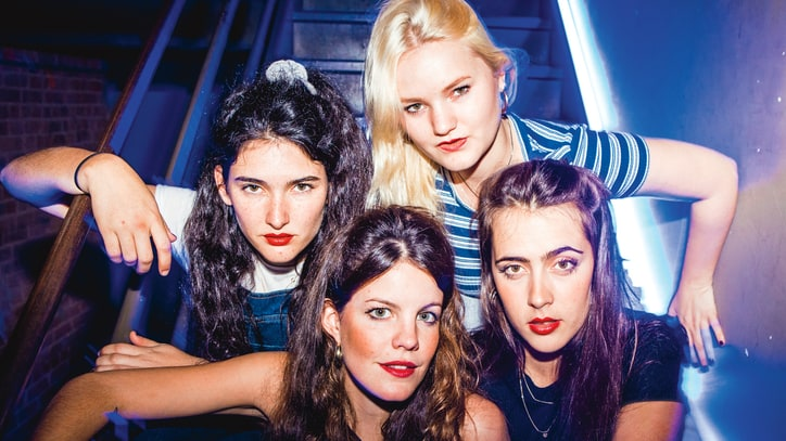 Hinds Take America: Late Nights, Loud Guitars