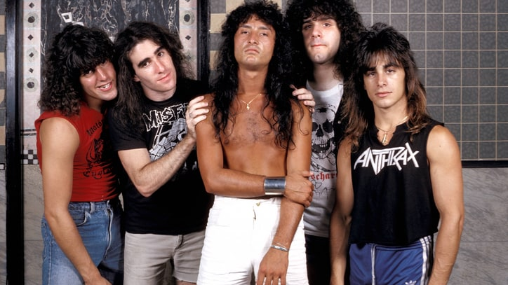 Watch Anthrax Recall Public Enemy Collaboration in Smithsonian Mini-Doc