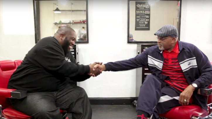 Killer Mike, Tommie Smith Talk Olympics Human Rights Salute