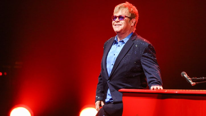 Hear Elton John's Groovy New Song 'In the Name of You'