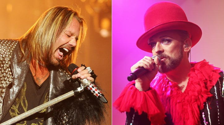 Vince Neil, Boy George Join 'Celebrity Apprentice'
