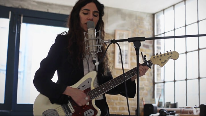Watch PJ Harvey Explore Kosovo in 'The Wheel' Video